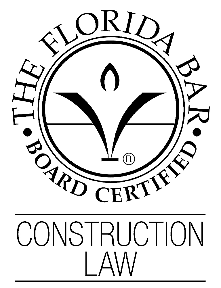 Florida Board Certified Construction Lawyer